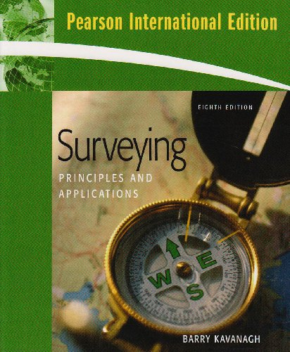 9780138149802: Surveying: Principles and Applications