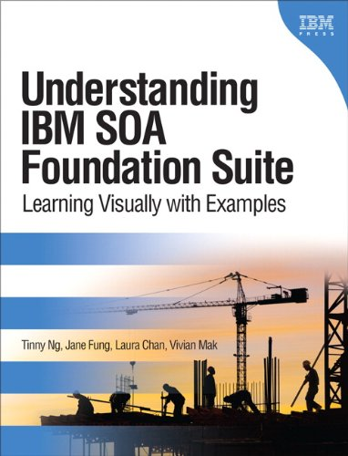 9780138150402: Understanding IBM SOA Foundation Suite: Learning Visually with Examples