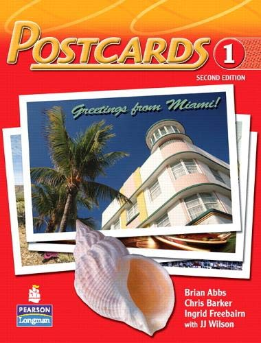 9780138150433: Postcards 1 with CD-ROM and Audio