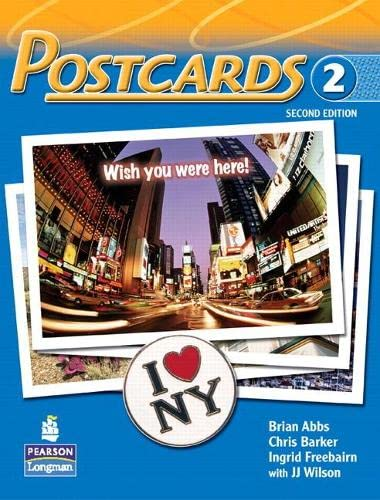 9780138150457: Postcards 2 with CD-ROM and Audio (2nd Edition)