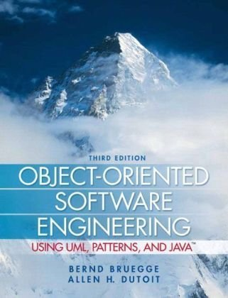 9780138152215: Object-Oriented Software Engineering Using UML, Patterns, and Java: International Edition