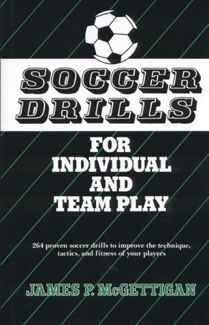 9780138153090: Soccer Drills for Individual and Team Play