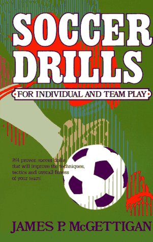 soccer Drills for Team and Individual Play