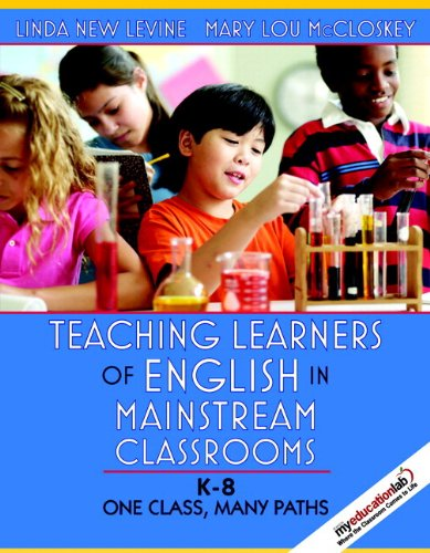 Teaching Learners of English in Mainstream Classrooms: McCloskey, Mary Lou,