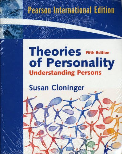 9780138156121: Theories Persnality Understanding Persons