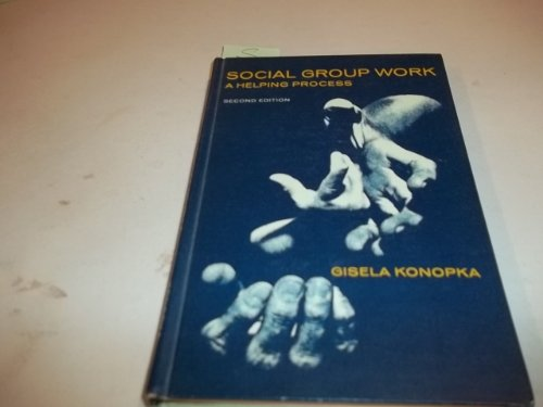 9780138156626: Social Group Work (Prentice-Hall sociology series)