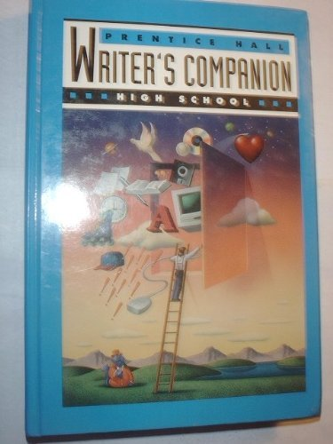9780138156800: Prentice Hall Writer's Companion (High School) First Edition 1995c