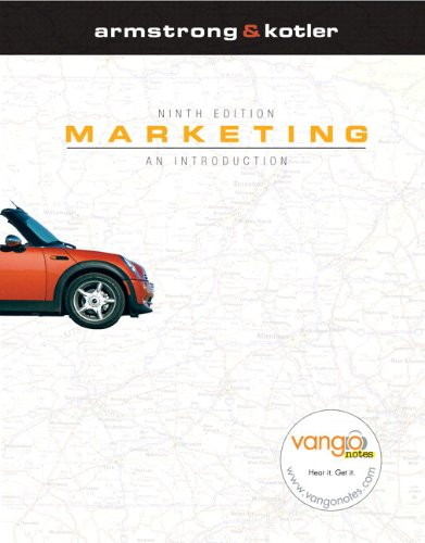 9780138157180: Marketing: An Introduction and MyMarketingLab Package, 9th Edition