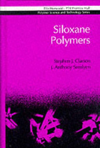 9780138163150: Siloxane Polymers (Ellis Horwood Series in Polymer Science and Technology)