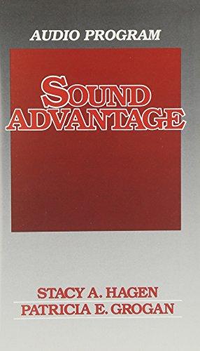 9780138163495: Sound Advantage: A Pronunciation Book