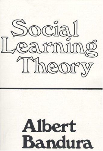 9780138167448: Social Learning Theory