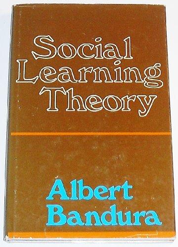 9780138167516: Social Learning Theory