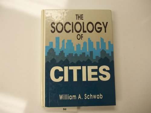 9780138176105: The Sociology of Cities