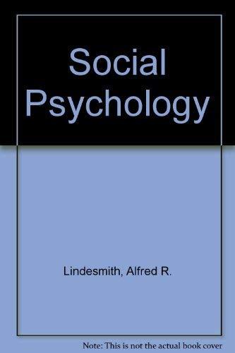 9780138179908: Social Psychology