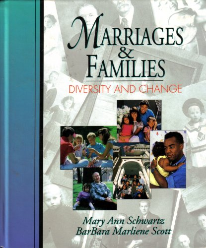 9780138185503: Marriages and Families: Diversity and Change