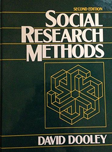 9780138188573: Social Research Methods