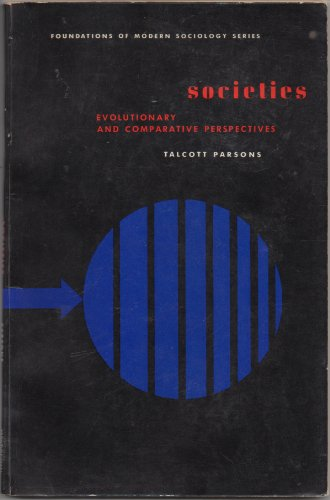 9780138196233: Societies: Evolutionary and Comparative Perspectives