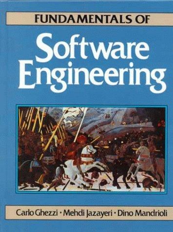 9780138204327: Fundamentals of Software Engineering