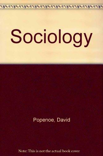 9780138209445: Sociology