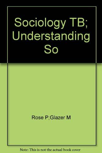 Sociology:Understanding Society