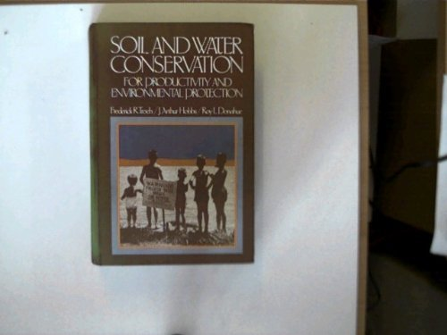 9780138221553: Soil and Water Conservation: For Productivity and Environmental Protection