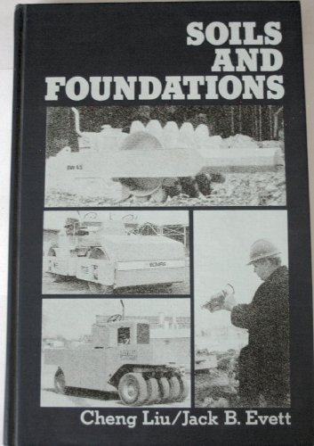 9780138222390: Soils and Foundations for Engineering Technology