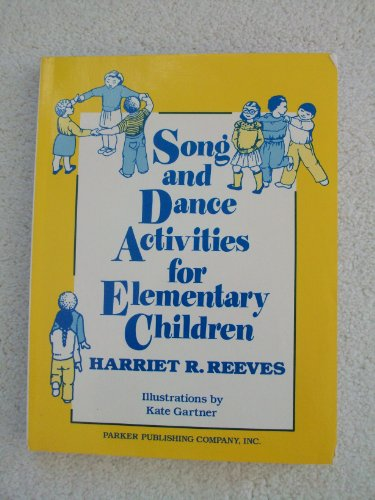 9780138226770: Song and Dance Activities for Elementary Children