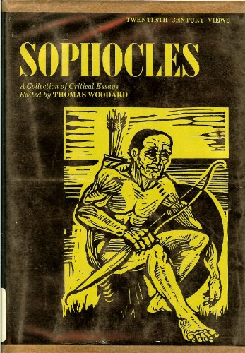 9780138227913: Sophocles: Collection of Critical Essays (20th Century Views S.)