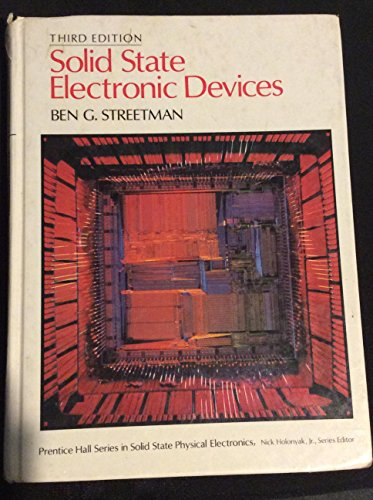 streetman solid state devices pdf download