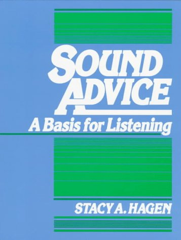 9780138231545: Sound Advice: A Basis for Listening