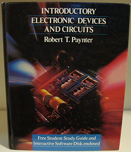 9780138232610: Introductory Electronic Devices and Circuits