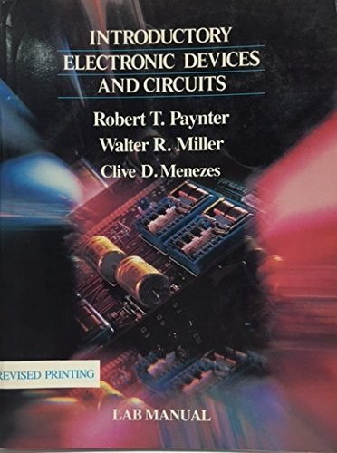 9780138234027: Introductory Electronic Devices and Circuits