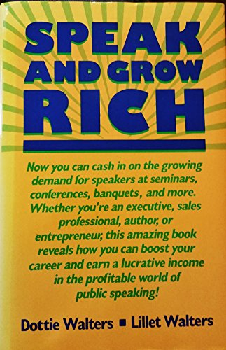 9780138245412: Speak and Grow Rich