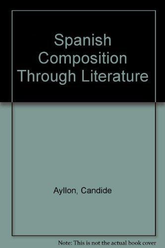 9780138248635: Spanish Composition Through Literature (Spanish Edition)