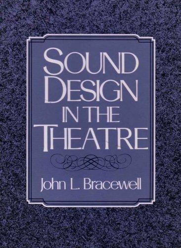 9780138251673: Sound Design in the Theatre