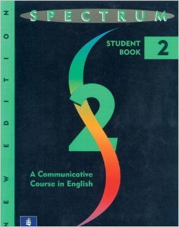 9780138266455: Spectrum 2: A Communicative Course in English : Textbook/20115