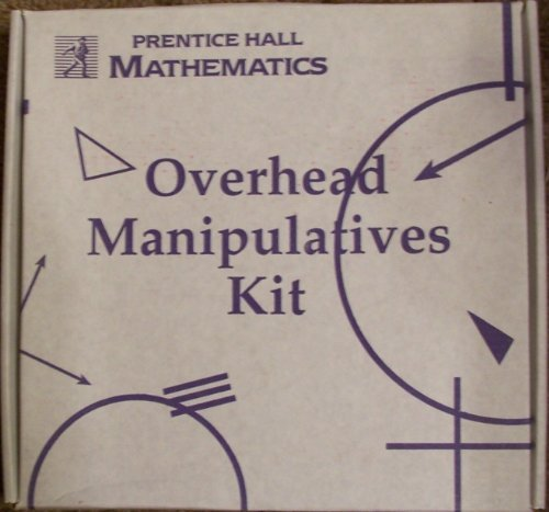 9780138280888: MATH OVERHEAD MANIPULATIVES KIT