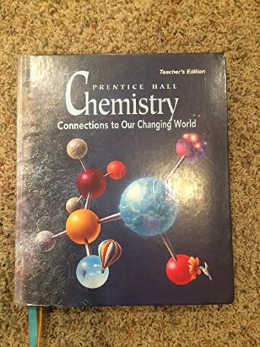 9780138281793: Chemistry Connections to Our Changing World