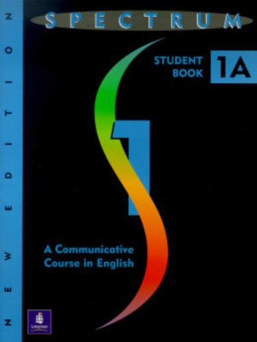 9780138298708: Spectrum 1A: A Communicative Course in English