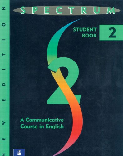 9780138299798: Spectrum 2: A Communicative Course in English Student Book