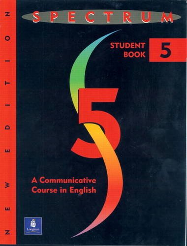 9780138302252: Spectrum: A Communicative Course in English (Audio Program, Level 5, New Edition)