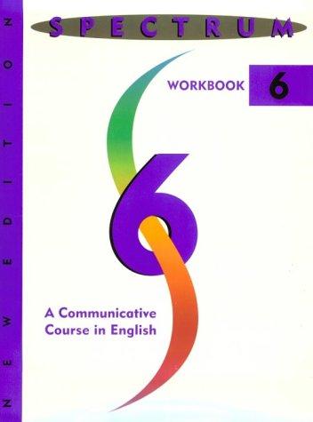 9780138302580: Spectrum VI: A Communicative Course in English, Level 6