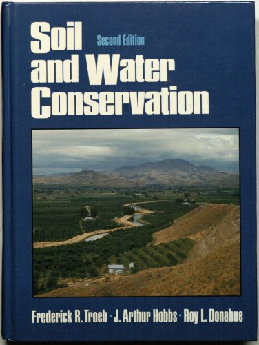 9780138303242: Soil and Water Conservation: For Productivity and Environmental Production
