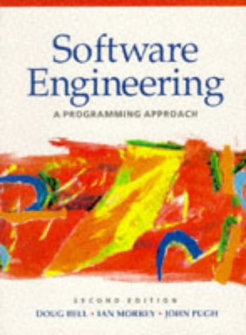 9780138325367: Software Engineering: A Programming Approach