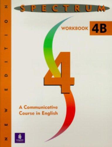 9780138328092: Spectrum Workbook 4B, New Edition
