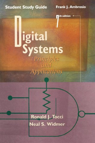 9780138337087: Digital Systems: Principles and Applications