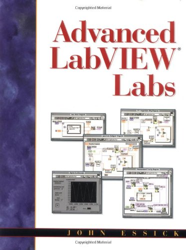 9780138339494: Advanced LabVIEW Labs