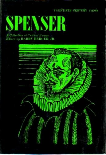 9780138345648: Spenser: A Collection of Critical Essays (20th Century Views)