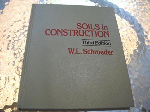 9780138355470: Soils in Construction