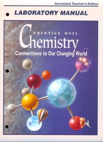 9780138376918: Chemistry Connections to Our Changing World